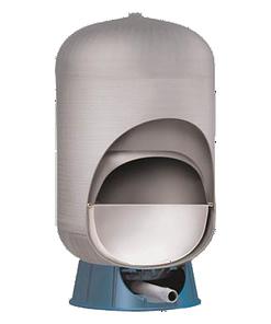 Depósito Hidrop em Fibra